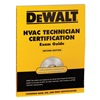 DEWALT HVAC Tech Cert Exam Guide 2nd Ed