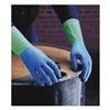 Chemical Resistant Glove, 8 to 8-1/2, PR