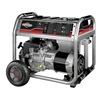 Portable Generator, Rated Watts5500, 342cc