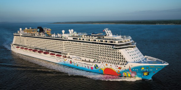 7-Day Bahamas Cruise on Norwegian Breakaway