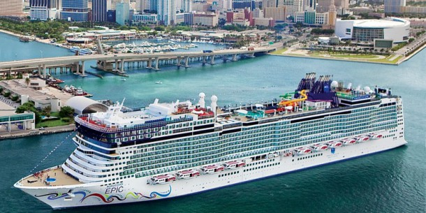 7-Day W. Caribbean Cruise on Norwegian Epic