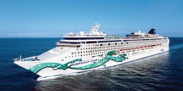 Mediterranean Cruises on Norwegian Jade