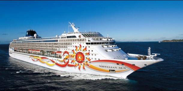South America Cruises on Norwegian Sun
