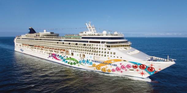 Alaska Cruises on Norwegian Pearl