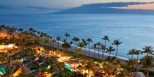 Westin Maui Resort & Spa in Hawaii