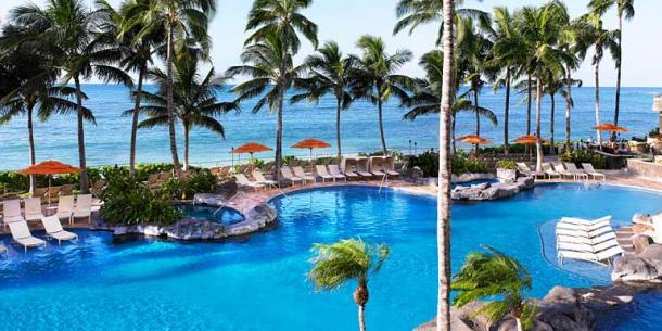 Sheraton Waikiki, Oahu Hawaii