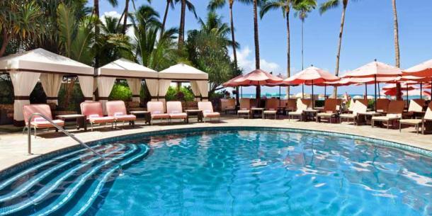 Royal Hawaiian Luxury Collection Resort, Oahu Hawaii