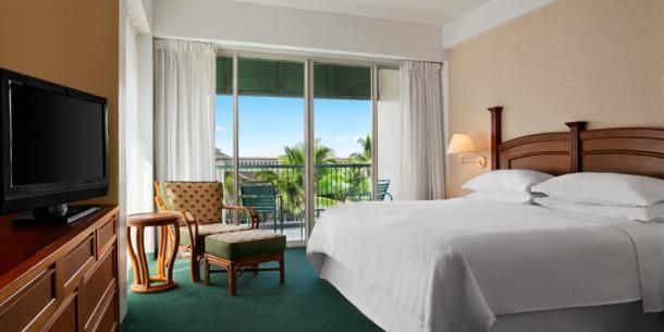 Sheraton Princess Kaiulani Resort, Honolulu