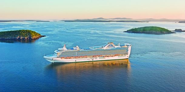 Luxury Cruises on Caribbean Princess
