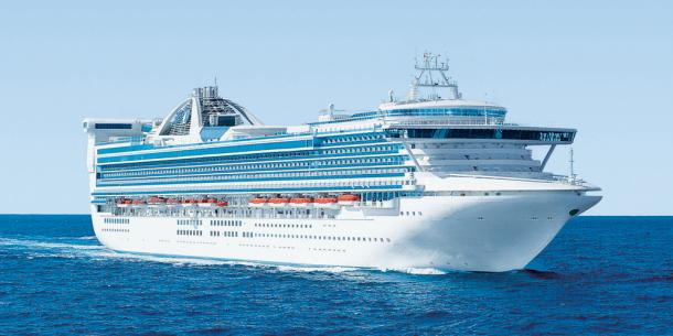 South Pacific Cruises on Golden Princess