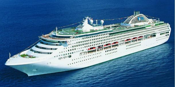 South Pacific Cruises on Sun Princess