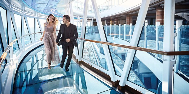 Europe and Caribbean Cruises on Regal Princess