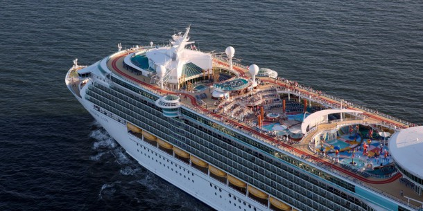 Royal Caribbean Cruises on Freedom of the Seas