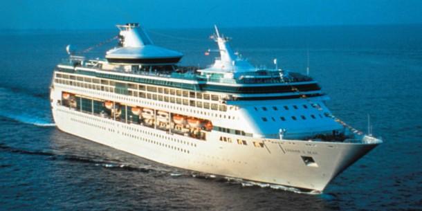 Royal Caribbean Cruises on Legend of the Seas