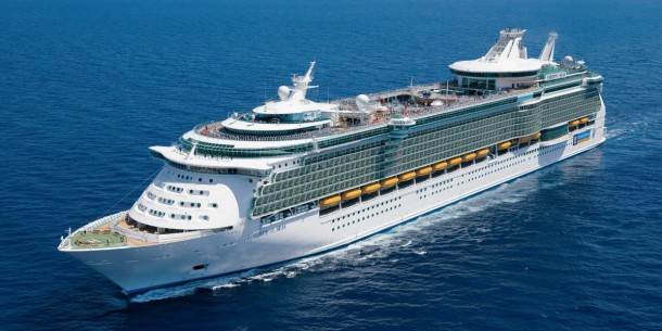 Royal Caribbean Cruises on Liberty of the Seas