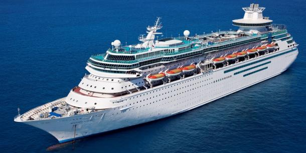 Royal Caribbean Cruises on Majesty of the Seas
