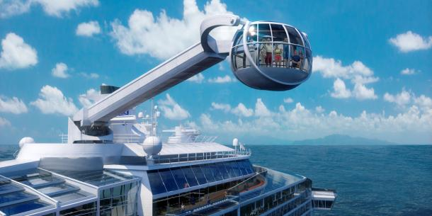 Royal Caribbean Cruises on Quantum of the Seas