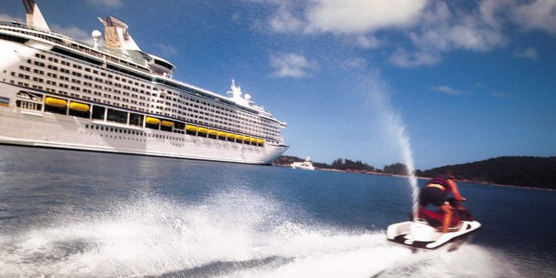 Royal Caribbean Cruises on Voyager of the Seas