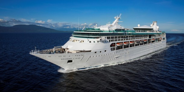Royal Caribbean Cruises on Rhapsody of the Seas