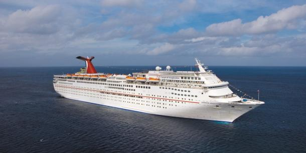 Cruises to Mexico on Carnival Imagination