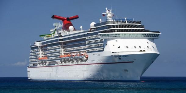 Alaska Cruises on the Carnival Legend