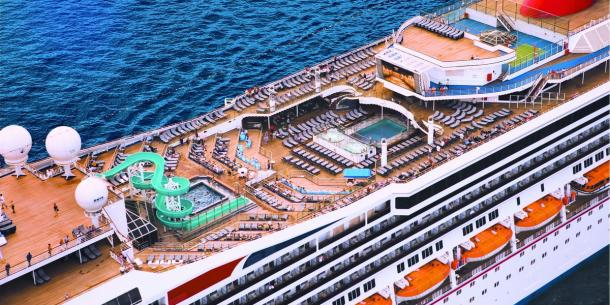 Caribbean Cruises on the Carnival Liberty