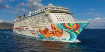 7-Nt Caribbean Cruises on Norwegian Getaway