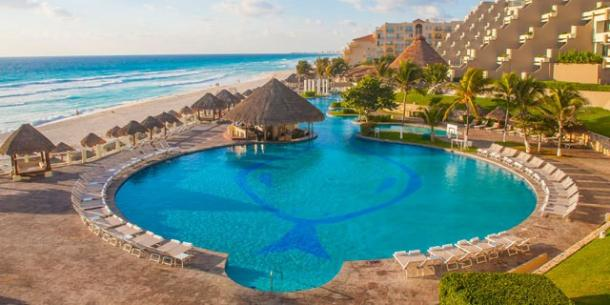 AAA 4-Diamond All-Incl. Paradisus Cancun