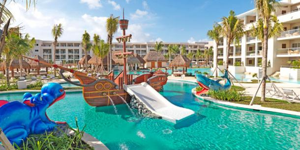 Paradisus La Esmeralda, Riviera Maya Resort