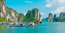 Air & 12-Day Vietnam Guided Tour in 5 Cities