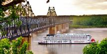9-Day Holiday U.S. River Cruises