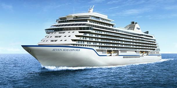 All-Inclusive Cruises on the Seven Seas Explorer