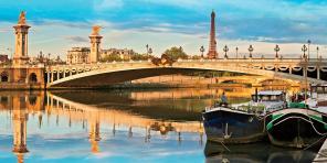 11+ Day River Cruises w/ $1 Paris Extension