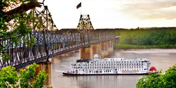 9-Day Holiday U.S. River Cruises - Save 30%