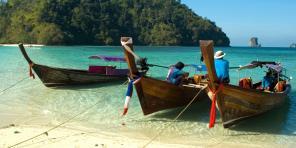 Air & 12-Day Thailand Pkg w/ Luxury Hotels