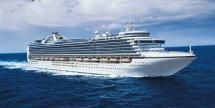 8-Day Holiday Sailings on Princess Cruises