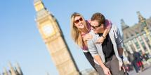 Air & 6-Day London Pkg - Hotel w/ Breakfast