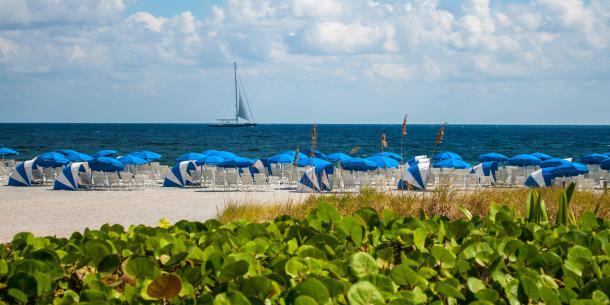 Delray Beach FL Resort - Beach Package