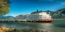 9-Day U.S. Steamboat River Cruises