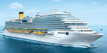7-Nt Costa Mediterranean Cruises from $85/Nt
