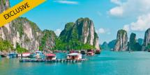 Air & 12-Day Vietnam w/ Hotels, Meals & More