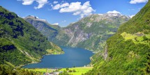 7-Nt Small-Ship Norwegian Fjords Cruise