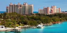 Air & 6-Nts Atlantis Paradise Island Resort