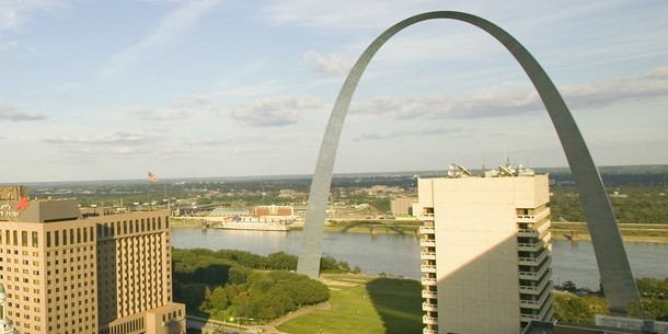 Downtown St. Louis Hotels
