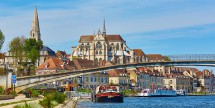 10-Day Burgundy River Cruise & Group Tour
