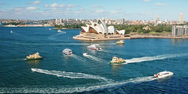 Australia &  Asia