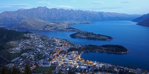 Air & 8-Day Queenstown Vacation Package