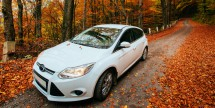 Fall Car Rental Deals w/ Unlimited Mileage