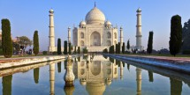 Air & 12-Day Gems of India Private Tour