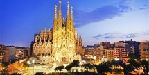 Paris & Barcelona 6-Nt Escape w/ Air & Hotels